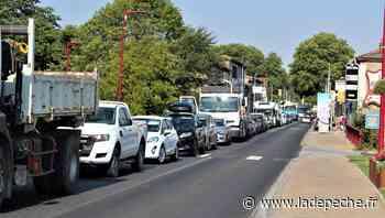 Mazamet. La circulation est perturbée sur la route de Béziers - ladepeche.fr