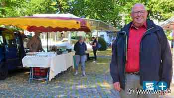 Wochenmarkt Schmallenberg soll attraktiver gestaltet werden - WP News