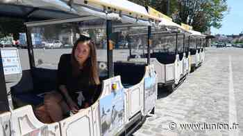 J'ai testé pour vous le petit train de Soissons - L'Union