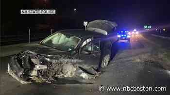 Man Charged With DWI After Concord, NH Crash - NBC10 Boston