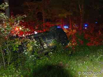 Rollover Knocks Out Power To More Than 1,000 In Bow - Concord, NH Patch