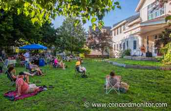 Concerns for Concord's arts scene as pandemic continues - Concord Monitor