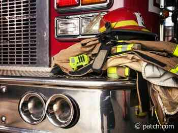 Firefighter Injured Battling Grass Fire Along Hwy 4 In Concord - Concord, CA Patch