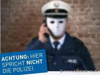 Falsche Polizeibeamte in Grevenbroich erfolglos   Rhein-Kreis Nachrichten - Rhein-Kreis Nachrichten - Klartext-NE.de