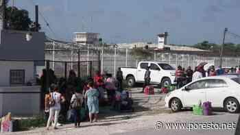 Cereso de Campeche reanuda visitas tras medidas cautelares - PorEsto