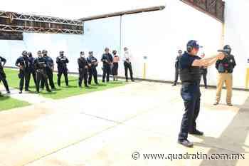Continúa IEESSPP evaluación de competencias básicas en Campeche - Quadratín - Quadratín Michoacán
