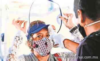 Casos de Covid-19 en Yucatán, Quintana Roo, Campeche y Tabasco al 31 de julio   El Universal - El Universal