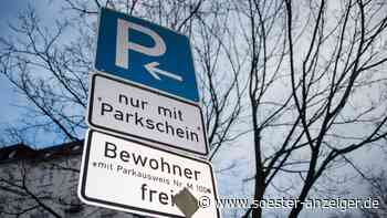 Kein Bewohner-Park-Ausweis für Garagen-Besitzer: Stadt Werl verbannt Dauer-Parker aus der Innenstadt - Soester Anzeiger