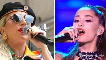 Ariana Grande und Lady Gaga gelten als Top-Favoriten - RTL Online