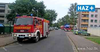Seelze: Einsatz der Feuerwehr und Polizei an Beethovenstraße - Hannoversche Allgemeine