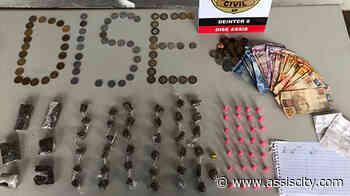 Polícia Civil de Assis prende homem suspeito por tráfico de drogas em Pedrinhas Paulista - Assiscity