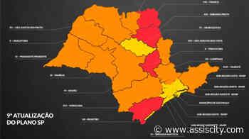 Assis continua na fase laranja do Plano São Paulo - Assiscity - Notícias de Assis SP e região hoje