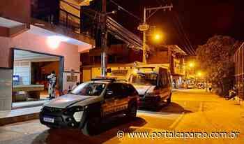 Operação conjunta no bairro São Francisco de Assis fiscaliza decreto da Covid-19 - Portal Caparaó