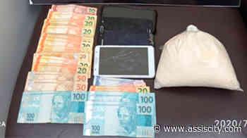 Mulher é presa em Assis com droga pertencente à facção criminosa - Assiscity - Notícias de Assis SP e região hoje