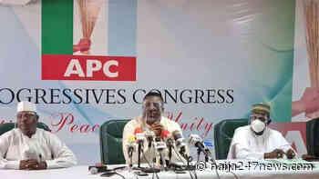 Security challenges: Zamfara APC seeks prayers for Nigeria - Naija247news