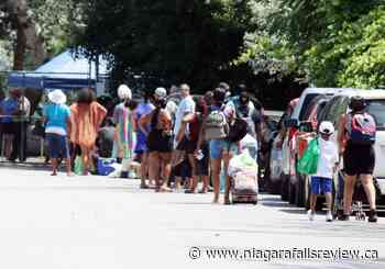 Port Colborne's Nickel Beach reaches capacity 'several times' since reopening - NiagaraFallsReview.ca