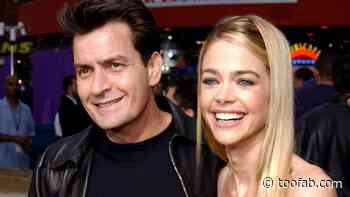 Denise Richards Recalls Dark And Toxic Charlie Sheen Marriage On RHOBH - TooFab