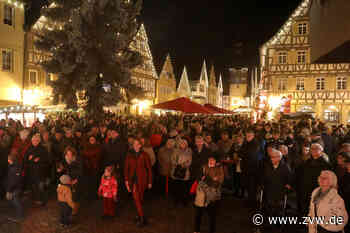 Finden die Weihnachtsmärkte in Winnenden, Schwaikheim, Leutenbach und Berglen statt? - Winnenden - Zeitungsverlag Waiblingen