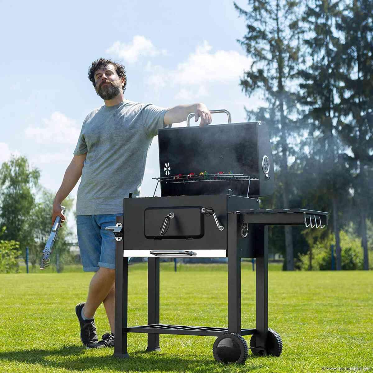 Las 10 mejores barbacoas de carbón para jardín, terraza, acampada y viaje - Libertad Digital