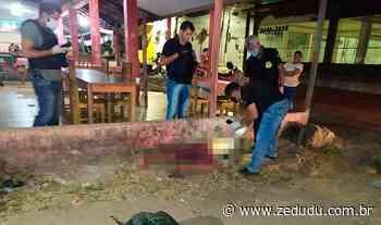 Madrugada de sangue no Bairro Cidade Nova em Parauapebas - Blog do Zé Dudu