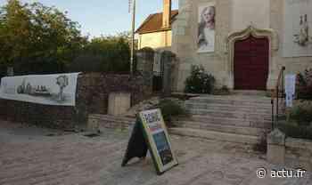 Lot. Gilles Sacksick expose à la chapelle Saint Roch de Floirac et dans le village - Actu Lot