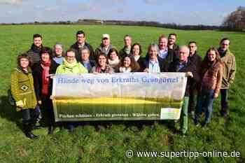 Erkrather Grüne stellen Kandidaten und Wahlprogramm vor - Kreis Mettmann - Supertipp Online