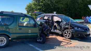Unfall bei Gunzenhausen: Drei Kinder nach Kollision verletzt - Nordbayern.de
