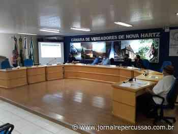 Extensionista Marta se despede do trabalho em Nova Hartz - Jornal Repercussão