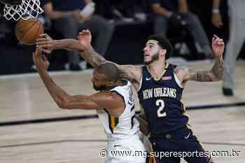 Utah Jazz vence o New Orleans Pelicans de virada no primeiro jogo do retorno da NBA - Superesportes