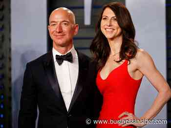 MacKenzie (Bezos) Scott gave away and made back $1.7B in one week - Business Insider - Business Insider