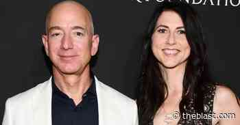 Jeff Bezos Trashed For Lack Of Charity After Ex-Wife MacKenzie Donates $1.7 Billion - The Blast