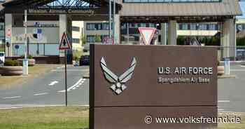 Airbase Spangdahlem: US-Soldaten ziehen nicht komplett ab. - Trierischer Volksfreund