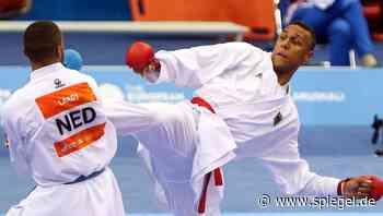 Olympia-Sportart Karate: Das Warten auf die einzige Chance - DER SPIEGEL