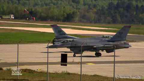 US-Airforce bekräftigt Erhalt des Standortes Spangdahlem - SWR
