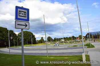 190 Parkplätze: Bahnhof Hittfeld: Gemeinde gibt neuen Park&Ride-Platz frei - Seevetal - Kreiszeitung Wochenblatt