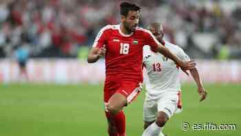 Dabbagh y Palestina no bajan los brazos - FIFA