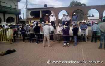Elecciones en Hueyapan podrían ser sin partidos políticos - El Sol de Cuautla