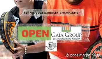 Open GAIA GROUP à Dardilly - 3 au 5 juillet   Padel Magazine - Padel Magazine