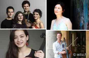 Dinan : une semaine de musique classique du 3 au 8 août - actu.fr