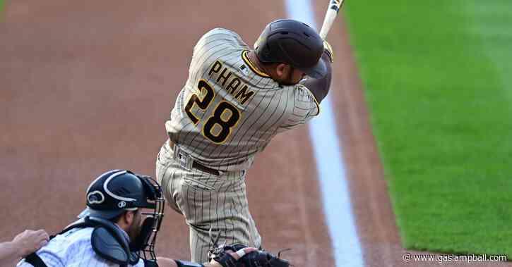 Game Thread: 8/2 Padres @ Rockies