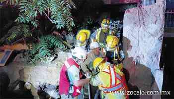 Atrapa basura a ancianos; los rescatan en Barrio Santa Anita - Periódico Zócalo