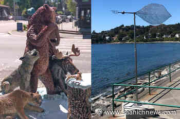 First Arts Alive sculptures of 2020 now installed – Saanich News - Saanich News