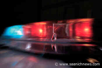 Police search for suspect in break and enter, theft at Saanich home - Saanich News