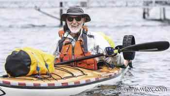 80-year-old Gulfport man is well on his way to kayaking whole Mississippi River - WLOX