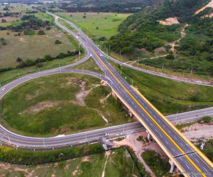 Entregan la vía Girardot-Honda-Puerto Salgar, la primera 4G en terminar las obras - La República