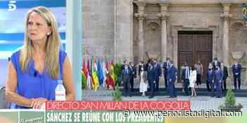 Isabel San Sebastián lamenta lo que saldrá de la conferencia de presidentes: «¡Esto es el ejército de Pancho Villa!» - Periodista Digital