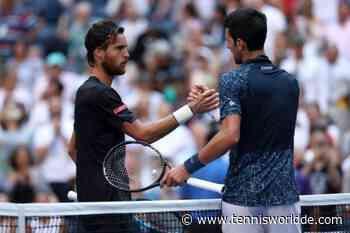 Joao Sousa über Novak Djokovic:Es fühlt sich an,als würde man gegen eine Wand spielen - Tennis World DE
