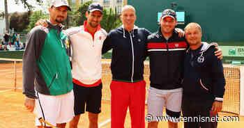 """Bei Novak Djokovic ist gerade alles in Balance"" - tennisnet.com"