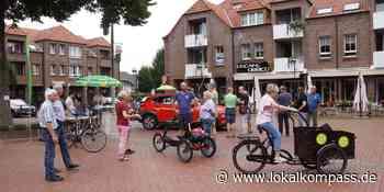Info-Veranstaltung: Grüne Hamminkeln zeigen umweltfreundliche Mobilität - Hamminkeln - Lokalkompass.de