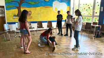 Burladingen: Knapp 200 Burladinger Kids freuen sich auf Ferienspiele - Burladingen - Schwarzwälder Bote